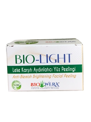 100% Herbal Peeling - Bio-Light Peeling - 100 ml - Illuminating and Cleansing Effect