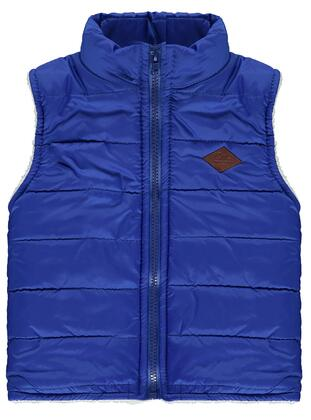 Blue - Boys` Vest - Civil