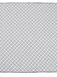 Gray - Printed - Twill - Scarf - Şal Evi