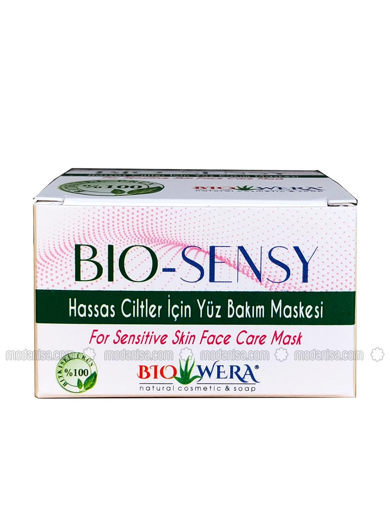 100% Herbal Mask - Bio-Sensy Mask - 100 ml - For Sensitive Skins