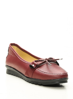Casual - Maroon - Casual Shoes