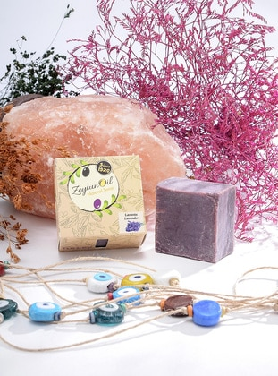 Lavander - Soap - ZeytunOil