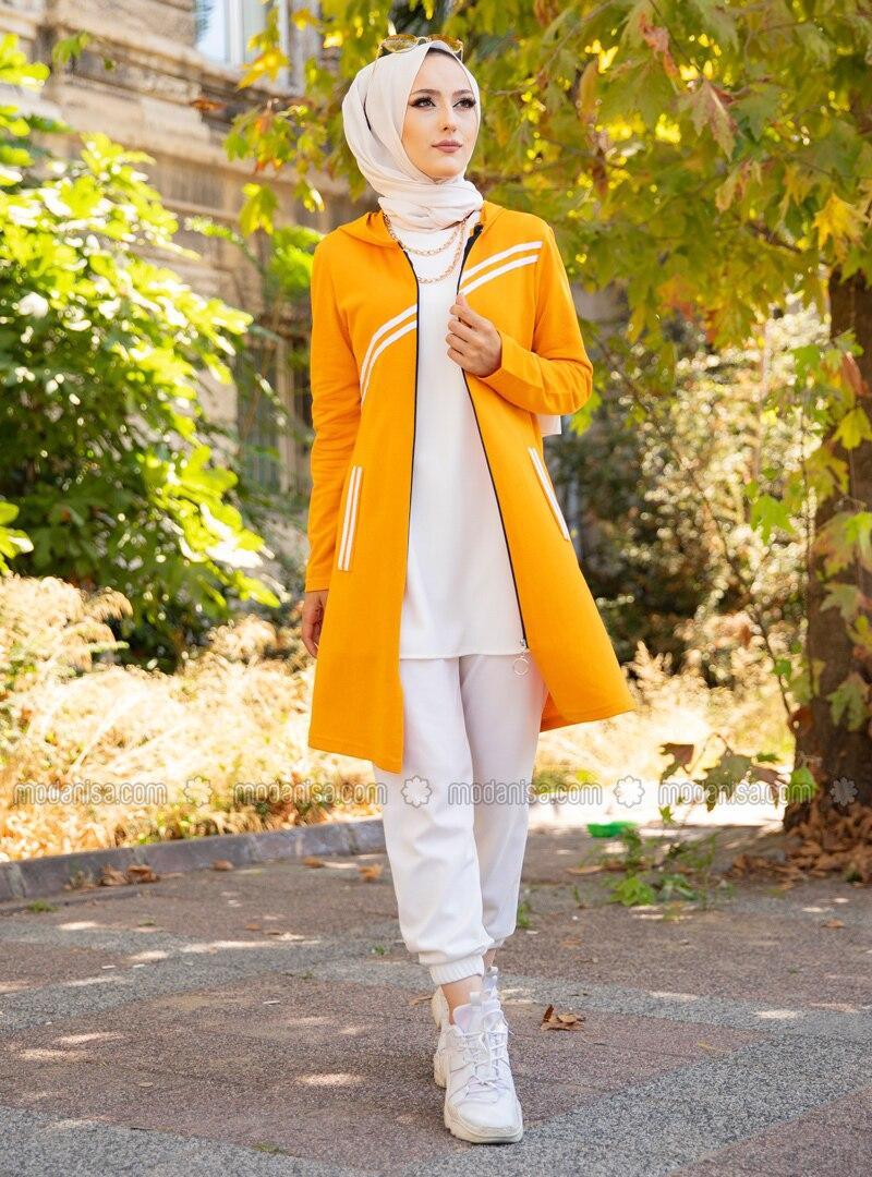 Mustard -  - Topcoat