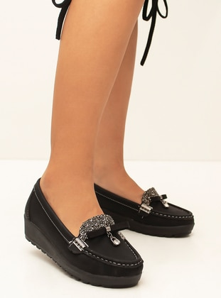 Casual - Black - Casual Shoes - Snox