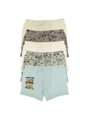 Multi - - Unlined - Multi - Kids Underwear - Donella