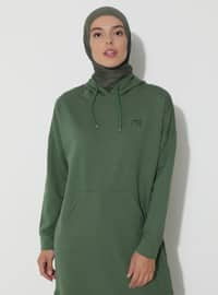 - Green - Sweat-shirt