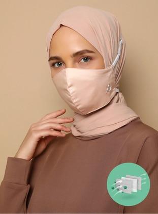Powder - Cotton - Cotton - Powder - Mask