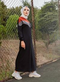 Black - Tan - Unlined -  - Topcoat