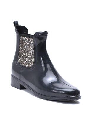 Smoke - Black - Boot - Boots