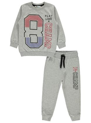 Multi - Boys` Sweatshirt - Civil