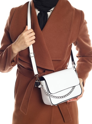 White - Crossbody - Satchel - Shoulder Bags