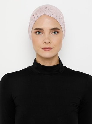 Powder - Plain - Simple - Bonnet