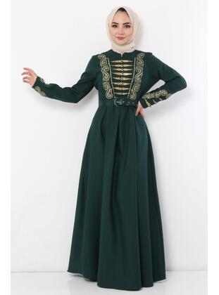 Emerald - Modest Dress
