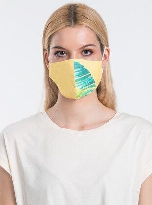 Multi -  - Yellow - Mask