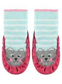 Fuchsia - Socks