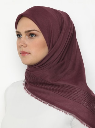 Dusty Rose - Plain -  - Scarf