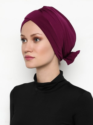 Cherry - Plain - Bonnet