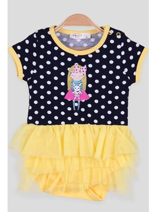 Yellow - baby bodysuits - Breeze Girls&Boys
