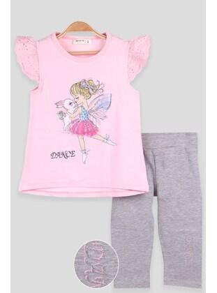 Pink - Girls` Shorts - Breeze Girls&Boys