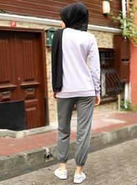 Smoke - Stripe - Acrylic -  - Pants