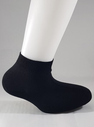 Black -  - Socks