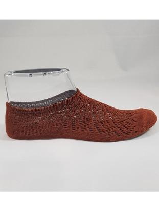 Terra Cotta - - Socks