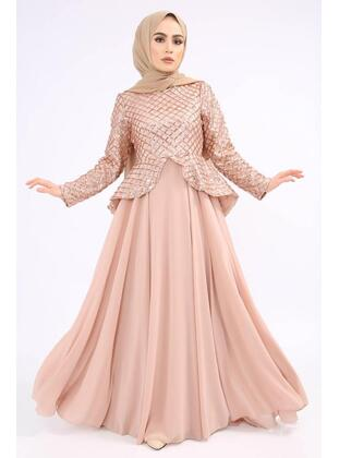 Powder - Muslim Evening Dress