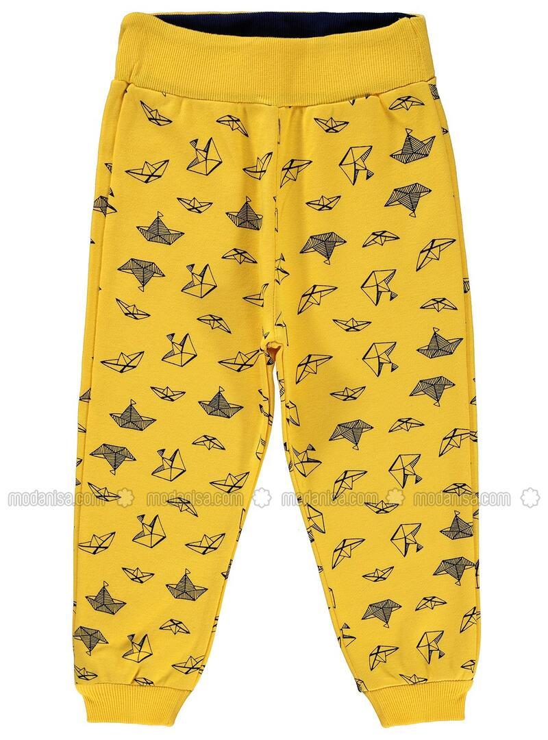 Mustard - Boys` Sweatpants