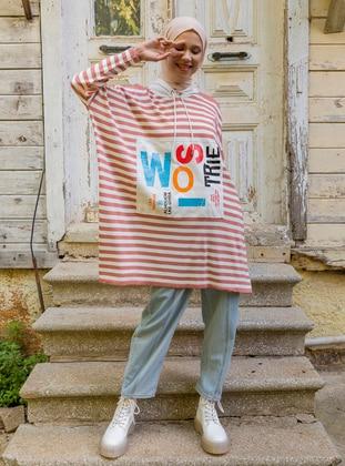 Powder - Stripe - Knit Tunics