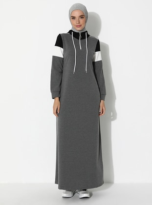Anthracite - Unlined -  - Dress