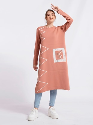 Powder - Traverse - Crew neck - Unlined - Knit Tunics