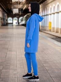 Blue - - Suit