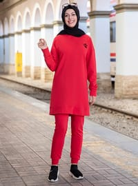 Red -  - Suit
