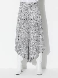 Gray - Leopard - Pants