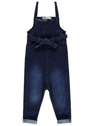Blue - Girls` Salopettes & Jumpsuits - Civil