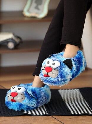 Sandal - Blue - Home Shoes