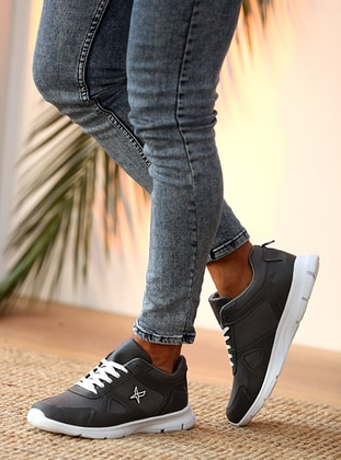 Casual - Gray - Casual Shoes