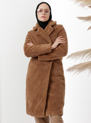 Mink - Shawl Collar - Coat