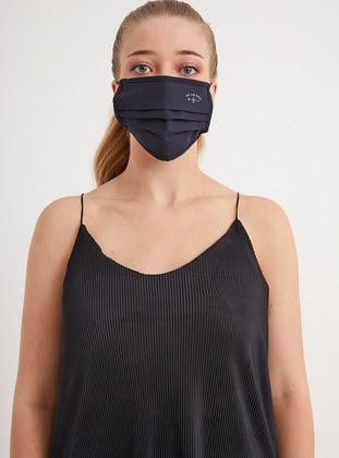 - Black - Mask