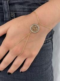 Gold - Hand Chain