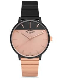 Rose - Black - Watch