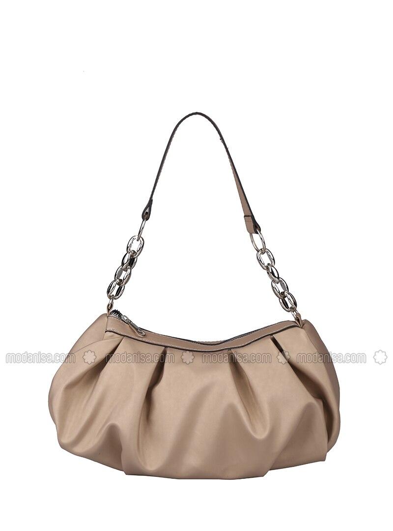 Silver - Satchel - Shoulder Bags