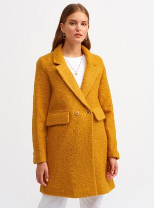 Mustard - Coat
