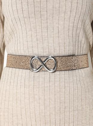 Gold - Gold - Belt