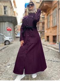 Purple - Coat