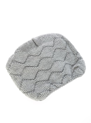 Unlined - Gray - Beanie