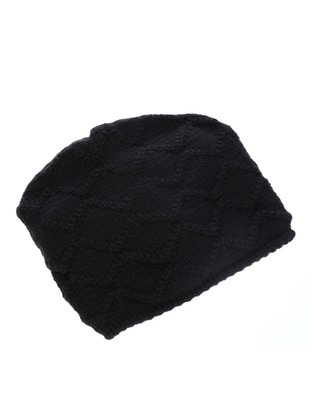 Unlined - Navy Blue - Beanie - Gaia Kids