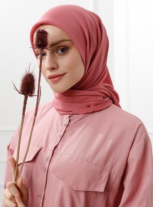 Rose - Plain - Scarf
