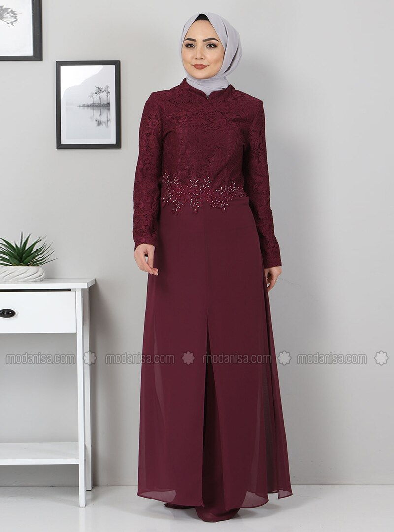 Plum - Suit