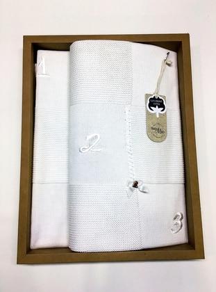 Cream - Baby Home Textile
